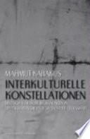 Interkulturelle Konstellationen