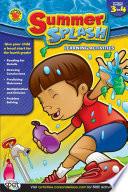 Summer Splash Learning Activities  Grades 3   4