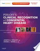 Clinical Recognition Of Congenital Heart Disease E Book