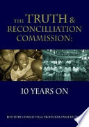 Truth Reconciliation In South Africa
