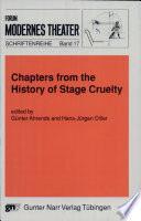 Chapters from the History of Stage Cruelty