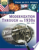 The Era of Modernization Through the 1930s