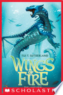 Wings of Fire Book Two: The Lost Heir by Tui T. Sutherland