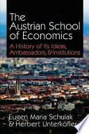 The Austrian School of Economics Menger In Vienna During The Last Third Of