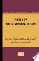 Fishes of the Minnesota Region