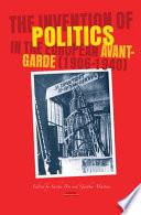 Ebook The Invention of Politics in the European Avant-garde (1906-1940) Epub Sascha Bru,Gunther Martens Apps Read Mobile