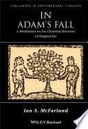 In Adam S Fall book