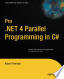 Pro  NET 4 Parallel Programming in C