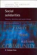 Social solidarities