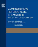 Comprehensive Heterocyclic Chemistry Iii book