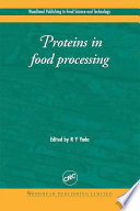 Proteins In Food Processing book