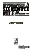 A six minute mile