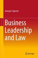 download ebook business leadership and law pdf epub