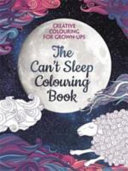 The Can t Sleep Colouring Book