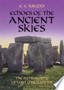 Ebook Echoes of the Ancient Skies Epub E. C. Krupp Apps Read Mobile