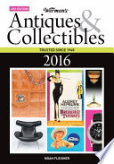 Warman s Antiques   Collectibles 2016 Price Guide
