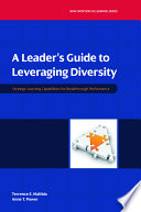 A Leader s Guide to Leveraging Diversity