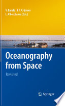 Oceanography from Space