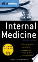 Deja Review Internal Medicine  2nd Edition