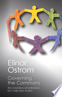 Governing The Commons : common is an issue of increasing concern to...