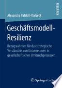 Geschäftsmodell-Resilienz