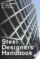 Steel Designers Handbook 8th Edition