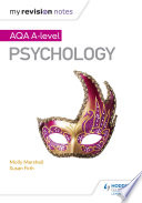 My Revision Notes  AQA A Level Psychology
