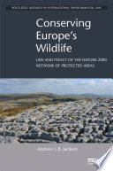 Conserving Europe s Wildlife