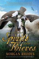 A Book of Spirits and Thieves Book Cover