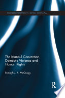 The Istanbul Convention  Domestic Violence and Human Rights