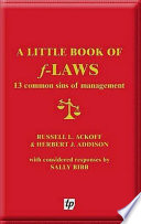 A Little Book of F Laws