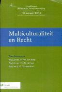Multiculturaliteit en recht