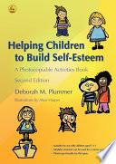 Helping Children to Build Self Esteem