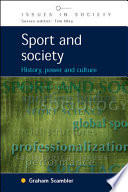 Sport And Society  History  Power And Culture