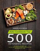 Keto Cookbook Top 500 Ketogenic Recipes