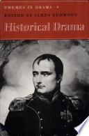 Themes in Drama: Volume 8, Historical Drama