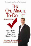 The One Minute To Do List