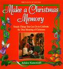 download ebook make a christmas memory pdf epub