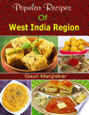 Popular Recipes of West India Region Cookbook