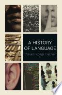 A History of Language