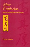 After Confucius