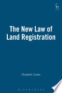 The New Law of Land Registration