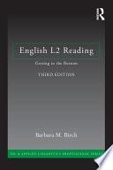 English L2 Reading