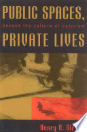 Public Spaces, Private Lives
