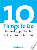 10 Things To Do Before Upgrading to OS X 10 8 Mountain Lion