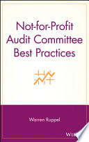 Not for Profit Audit Committee Best Practices