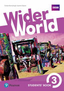Wider World 3 Students  Book