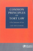 Common Principles of Tort Law