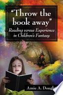 Throw The Book Away  book