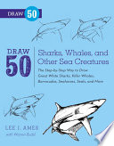 Draw 50 Sharks  Whales  and Other Sea Creatures